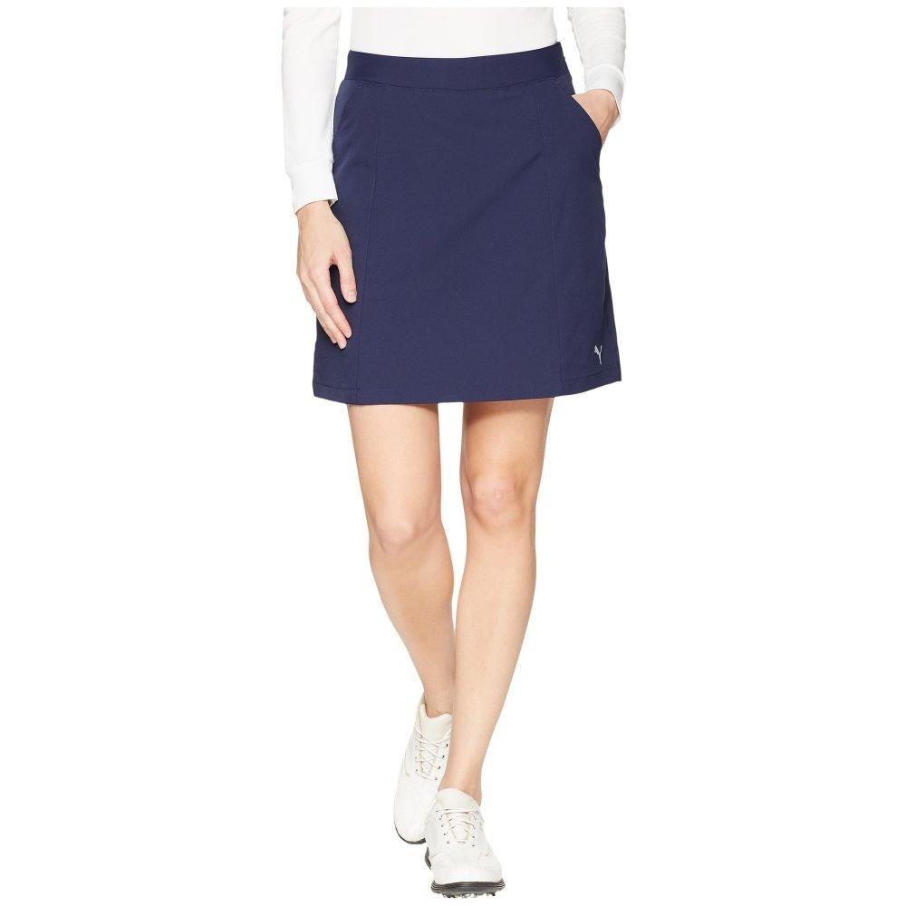 PUMA Golf (プーマ) レディース スカート 18 Pounce Skirt Peacoat サイズMD [並行輸入品]   B07NV88VQN