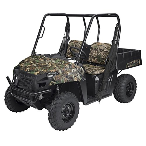 Classic Accessories Next Vista G1 Camo QuadGear UTV Bench Seat Cover ()