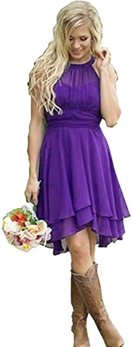 Formal Purple Dresses Under $100