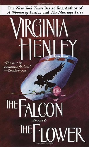 The Falcon and the Flower (Medieval Plantagenet Trilogy) Medieval Flower Book