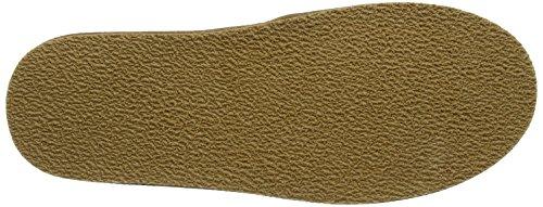 Dunlop Herren Amadieu Flache Hausschuhe Braun (Chestnut)