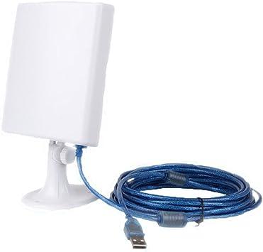 PIXNOR Amplificador de la antena de WiFi Larga Distancia ...