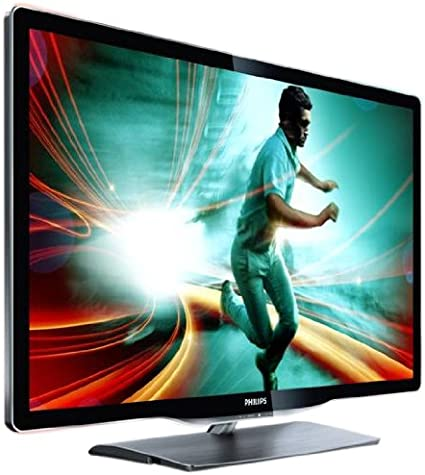 Philips 46PFL8606H/12 Televisor Smart LED con Ambilight Spectra 2 y Perfect Pixel HD, 46 pulgadas, Full HD 3D Max TDT/TDC, color negro: Amazon.es: Electrónica