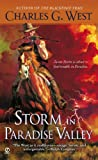 img - for Storm in Paradise Valley book / textbook / text book
