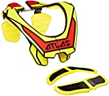 Atlas Brace Technologies Hi-Viz Air Brace (Yellow, Small)