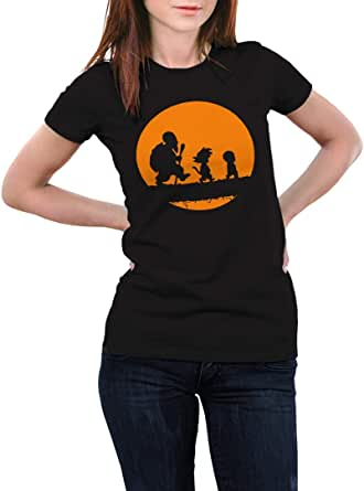 T-shirt Dragon Ball Z - Women