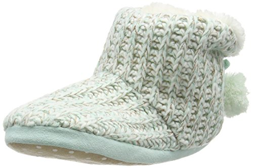 Green Chaussons Montants Narie Femme 37 Look New Beige pqRwYSS