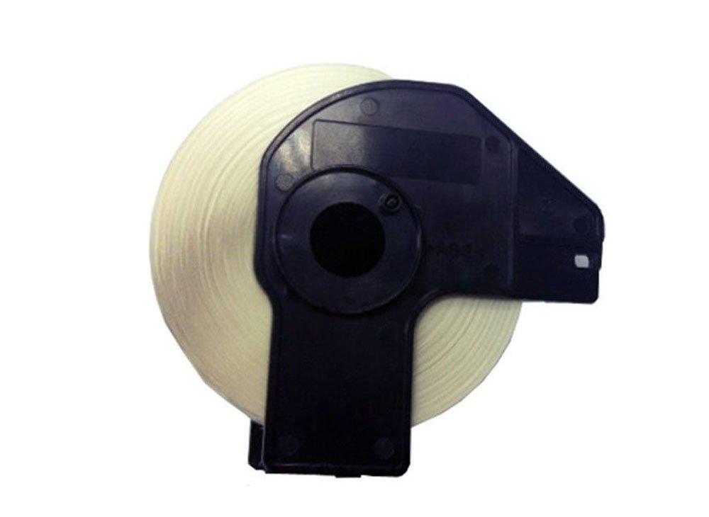 Eseller Direct® – 5 x kompatible DK22205 Addressaufkleber für für für Brother P-Touch QL 560 Thermo-Papierrolle, 62 mm x 30,48 m (5 Rollen mit Halterung) B009V11922 | Ausgezeichnetes Handwerk  | Erlesene Materialien  | Professionelles Design  1a30dd