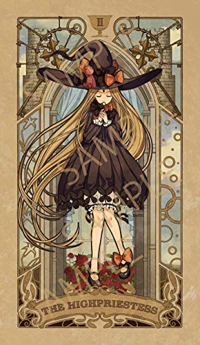 Fate/Journey FGO Doujin Tarot Card ~ Great Arcana Hen ~ Replenishment Pack by Kirin Club (Image #2)