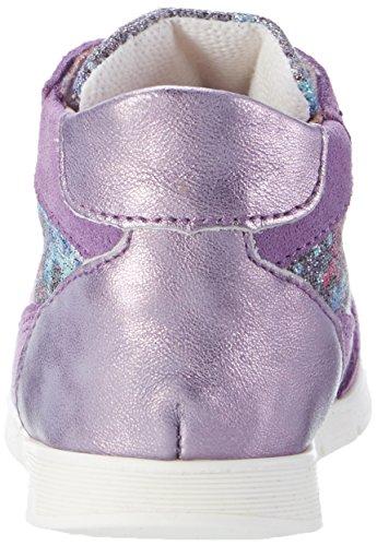 Däumling Talina - Botas de senderismo Bebé-Niños Violett (Turino lavendel28)