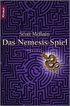 Book Das Nemesis-Spiel by Scott McBain (2010-09-06)
