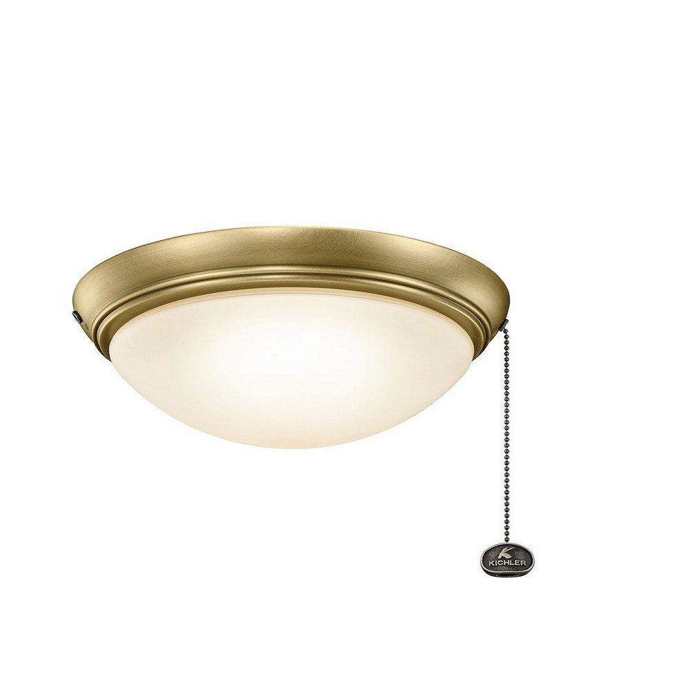 Kichler 338200NBR LED Fan Light Kit
