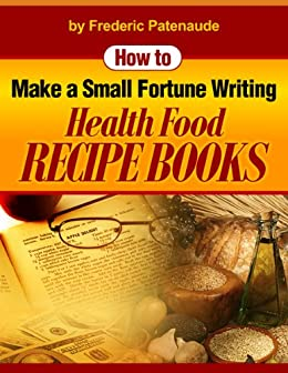 writing and publishing a recipe book