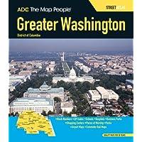 Greater Washington DC Atlas