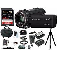 Panasonic HC-V770 HD Camcorder Bundles (64GB Pro Kit)