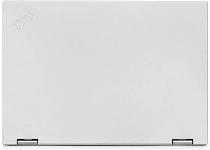 "mCover Hard Shell Case for 13.3"" Lenovo ThinkPad X380 Yoga Laptop (Clear)"
