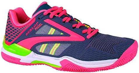 Zapatillas Padel Dunlop Extreme Mujer-38: Amazon.es: Deportes y ...