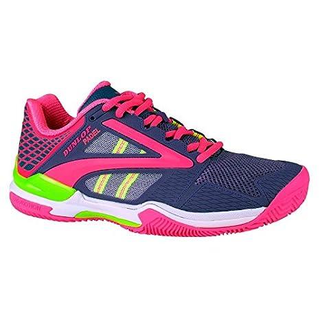 Zapatillas Padel Dunlop Extreme Mujer-39: Amazon.es: Deportes y ...