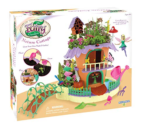 My Fairy Garden Nature Cottage – Grow & Play Set