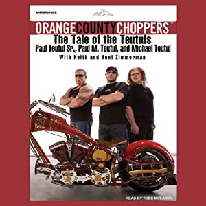 Orange County Choppers Audiobook