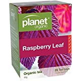 Planet Organic Raspberry Leaf Tea 25 Teabags
