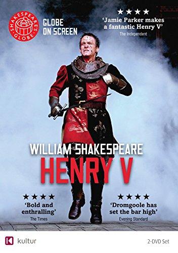 Henry V - Shakespeare's Globe Theatre On Screen (2 DVD Set)