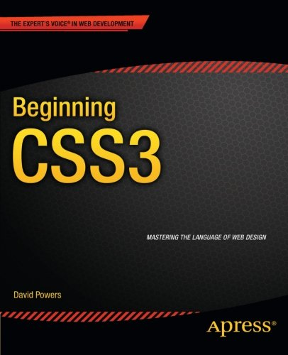 Beginning CSS3 (Expert's Voice in Web Development)