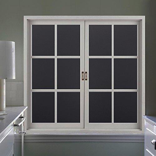 best privacy window film tint best rabbitgoo blackout window film privacy cling dark tinting nonadhesive