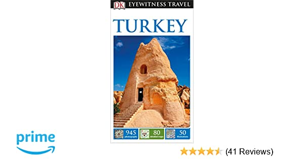 dk eyewitness travel guide turkey dk travel 9781465440501 amazon com books