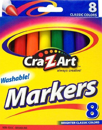 Cra Z art Classic Washable Broadline 10000PS 24