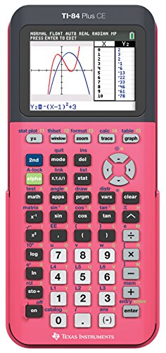 Texas Instruments TI-84 Plus CE Graphing