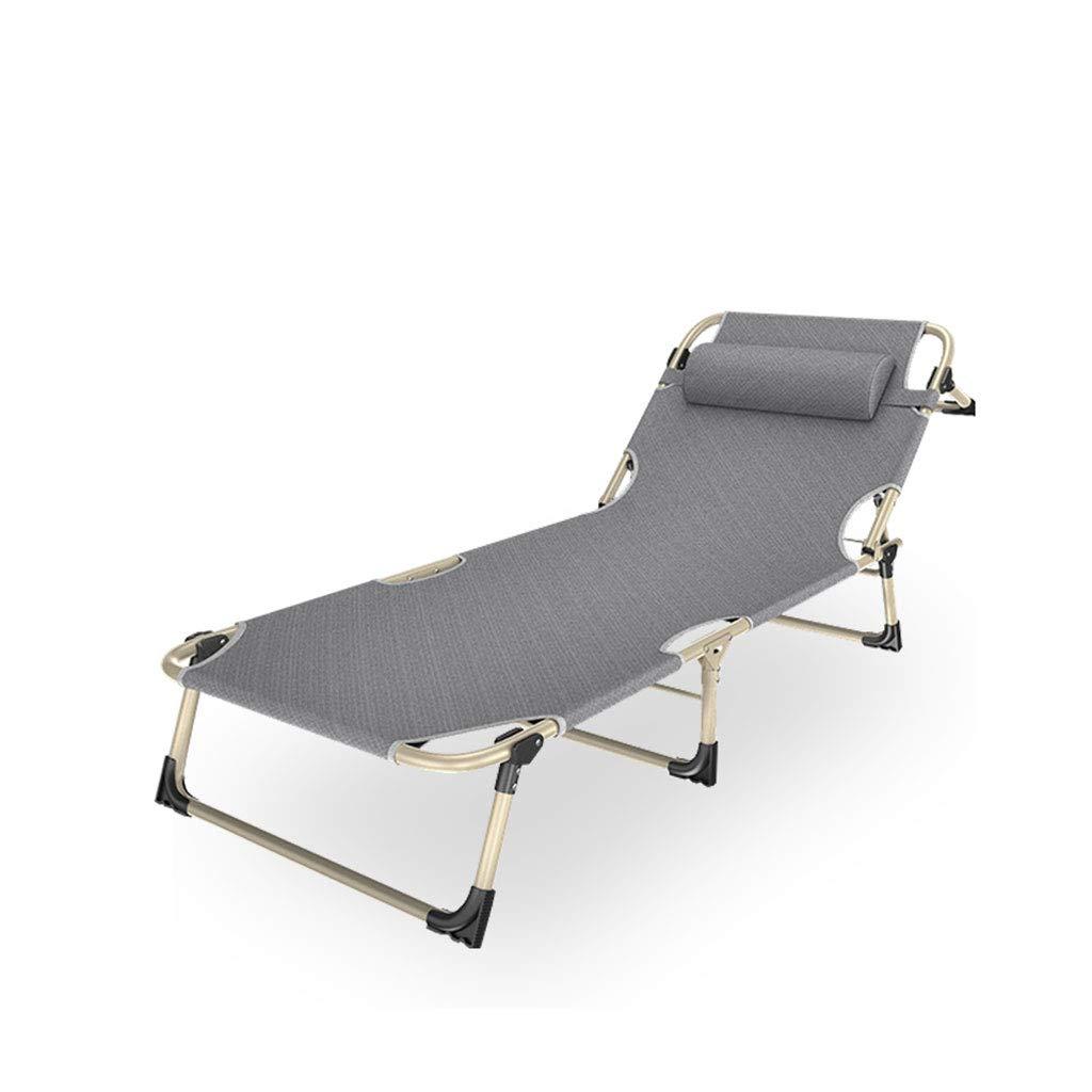 LLRDIAN Büro multifunktions mittag Rest Schwangere Frauen Siesta Stuhl Liege Falten mittagspause faltblätter  Herrenchen einfach zu tragen