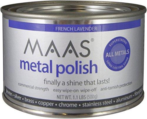 (Maas International Metal Polish Can, 1.1-Pound )