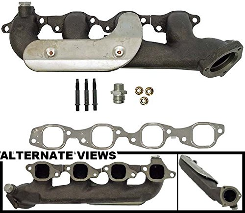454 7.4L for Chevrolet GMC Pickup Truck Van Driver Side Exhaust Manifold New