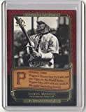 HONUS WAGNER 2003 SP LEGENDARY CUTS ETCHED IN