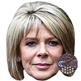 Ruth Langsford Celebrity Mask, Card Face and Fancy Dress Mask