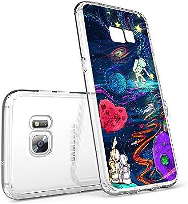 Amazon.com: Funda para Samsung Galaxy S7, diseño de símbolo ...