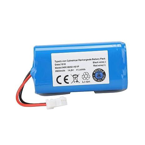 Batería Recargable de vacío inalámbrico Batería Recargable Ion de ...