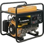 Subaru RGX4800 9.0 HP Gas Powered Industrial Generator, 4800W
