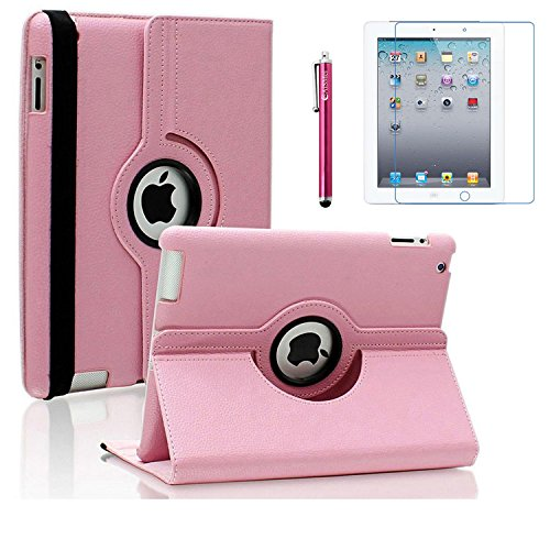 Funda Para 9.7 Apple iPad A1395, A1396, A1397, A1416rosa