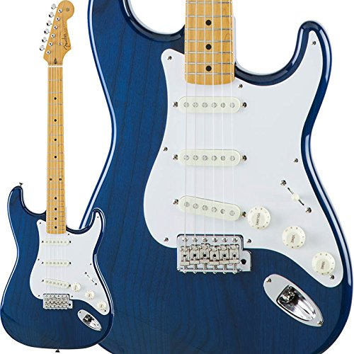 Fender Traditional '58 Stratocaster (Sapphire Blue Trans) [Made in Japan] (Japan Import)
