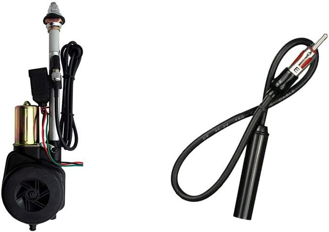 1990-2002 AntennaMastsRus Conversion Kit is compatible with Honda Accord