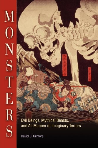 Monsters Beasts Mythical (Monsters: Evil Beings, Mythical Beasts, and All Manner of Imaginary Terrors)
