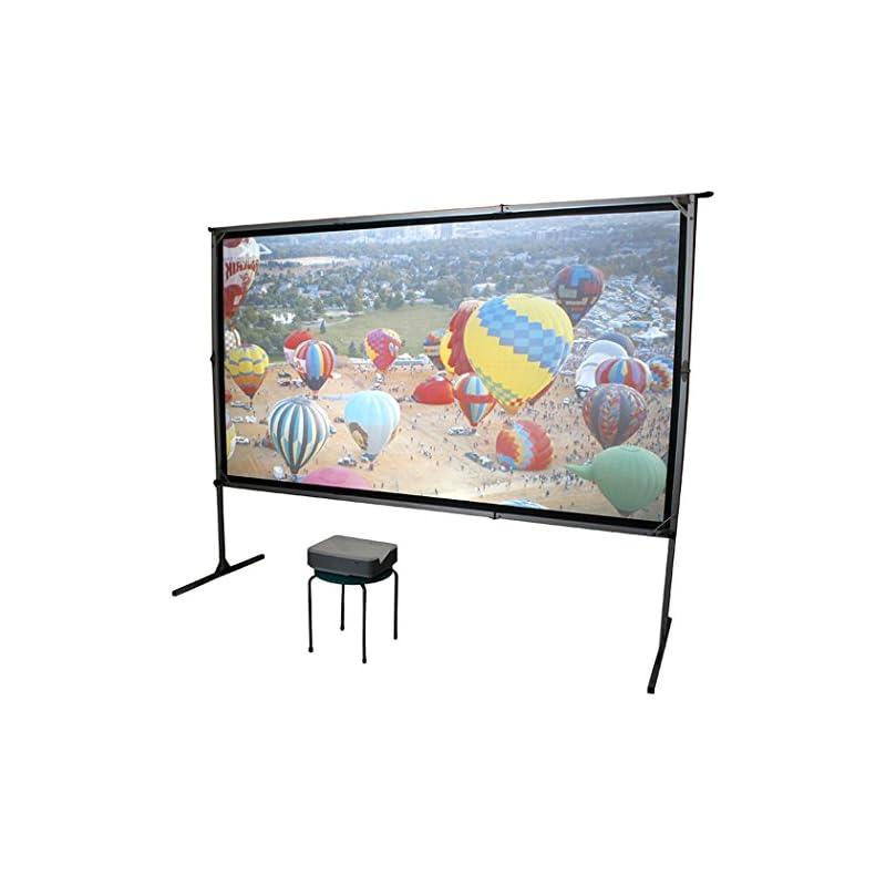 Elite Screens Yard Master 2 Dual, 120-IN
