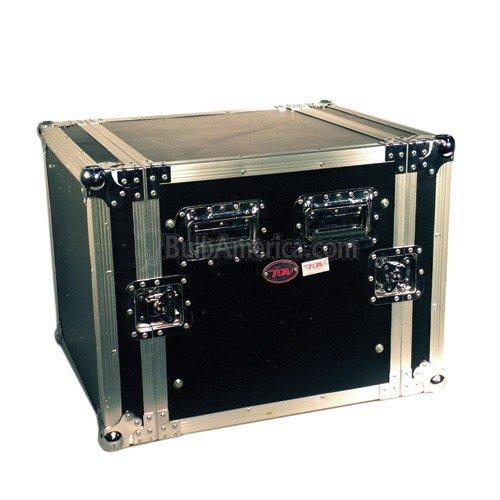 10 Space Amp Rack Case 19