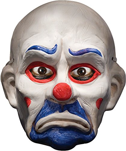 Rubies Batman The Dark Knight Child's The Joker Clown Full Mask]()