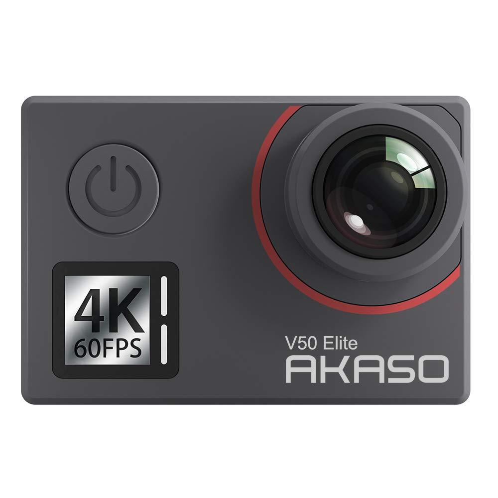 AKASO V50Elite 4K/60fps WiFi Action Camera