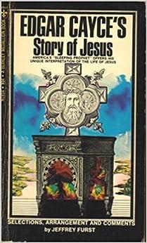 Book Edgar Cayce's Story of Jesus - America's