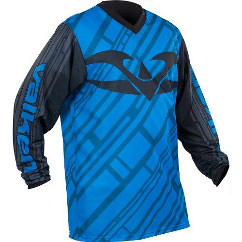 Valken Fate II Jersey, Black/Blue, XX-Large