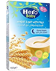 Hero Baby Good Night Wheat & Oat with Milk